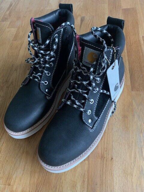 Carhartt WIP * Michigan Boots * Schwarz / Black * Größe US 10 EUR 44 * NEU *