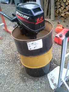 Selling a merc 6hp long shaft outboard