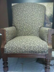 Upholstery Services - Wing Chairs Cambridge Kitchener Area image 7