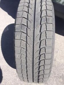 Snow tires 215 70 16 on rims