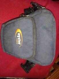 Camera Case - Oyster 7000 Medium Size Blue Padded