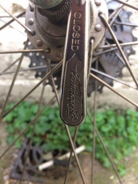 Road Bike wheels FIR Net 97 Italian . 700c