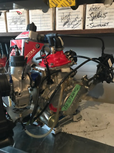125cc Rotax Max Engines