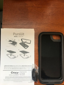 OtterBox Pursuit Thin Drop Protection Case for iPhone 8 & 7