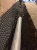 Réparation de Fissures de Béton et de Fondation | Waterproofing