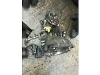 Transit mk6 gearbox