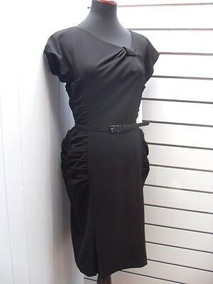 Julia Jordan Black Dress, Size 12.