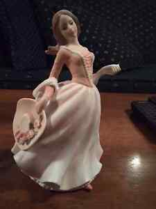 Lady figurine from Mexico - Great gift! Kitchener / Waterloo Kitchener Area image 1