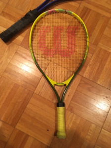 Tennis racket for child