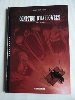 COMPTINE D'HALLOWEEN tome 2 : farces macabres en EO  (Farces Halloween)