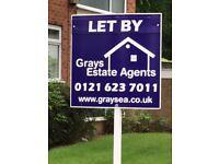 Properties Urgently Required Edgbaston & Harborne