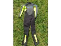 Junior wetsuit c-skin