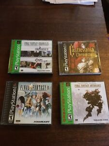 Final Fantasy PS1 games for sale Windsor Region Ontario image 1