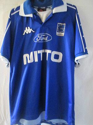fisicela genk 2000-2001 Home Football Shirt Size Large /9337 image