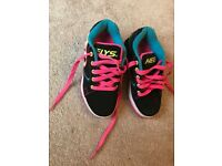 Heelys Roller Trainers UK 13/EU32 - very good condition make a great present