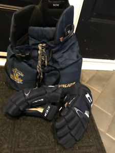 Whitby Wildcat Pants and gloves (5-9 year old)