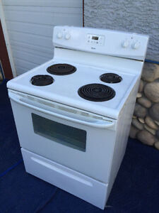 Classic electric stove