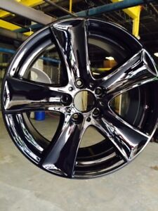 Power Coating Painting Rims