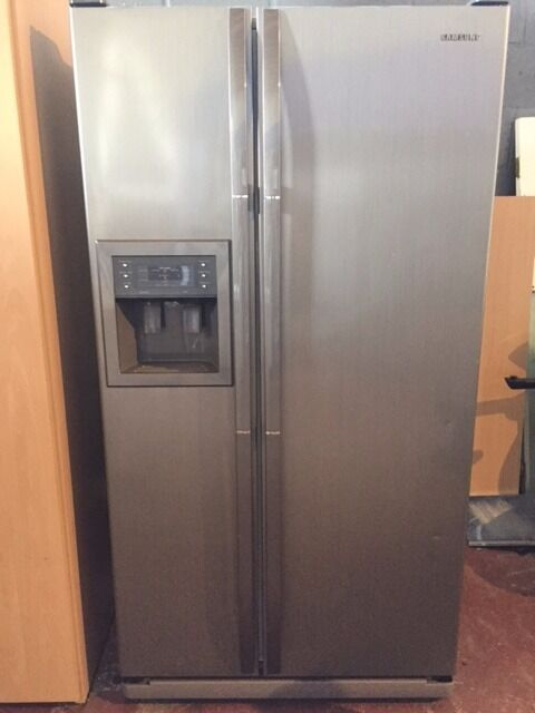 Ex Display Samsung Da99 00528a American Style Large Fridge