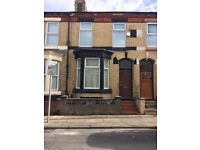 2 Bedroom house, Castlewood Rd, Anfield, L6