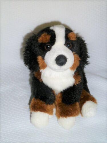 """ANIMAL ALLEY Toys R Us Dog St Bernard Plush Stuffed Animal toy Geoffrey Inc 9""""L"""