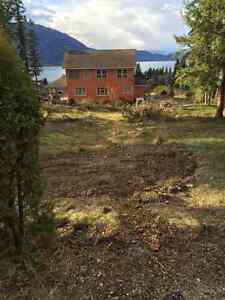 quite lakeview house for rent (salmon arm)