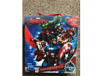 Marvel Avengers 3D 4-in-1 Puzzle Jigsaw (worth £15) BRAND NEW in sealed box