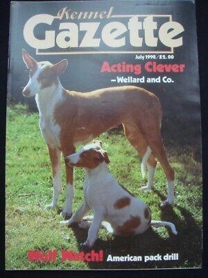 Kennel Club Vintage Kennel Gazette UK Pedigree Show Dog Magazine Bearded Collie