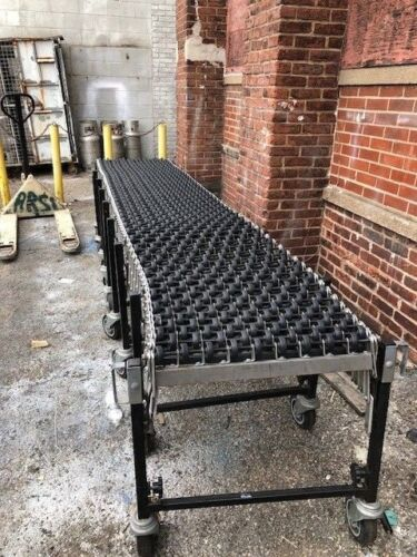 "Conveyor Heavy Duty Plastic Wheel 24"" x 24"