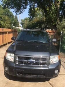 2008 Ford Escape XLT V6 4WD SUV