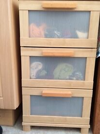 Bremnes Ikea chest of drawers