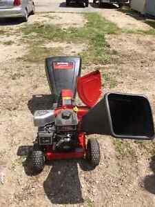 Yard Machines Chipper/Shredder by MTD