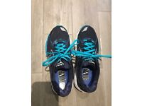 Almost new brooks trainers size UK 4.5