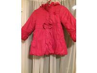 girl bluezoo pink jacket