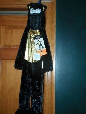 Black Cat Toddler Costume (Black Cat Toddler Infant Costume 18-24 MNTHS  Hyde and Eek NEW)