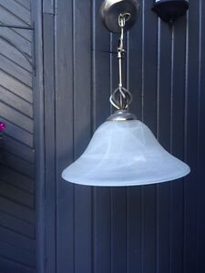 Hanging Light Williams Lake Cariboo Area image 1