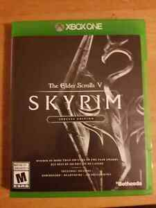 Skyrim Special Edition (XBOX ONE)