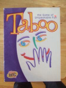 taboo board game,8647