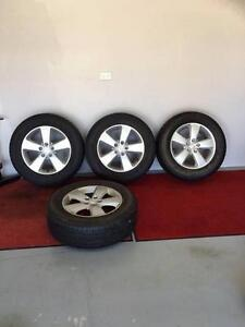 Wheels and tyres - Suzuki Grand Vitara Redcliffe Redcliffe Area Preview