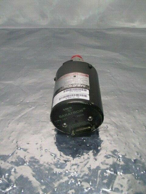 MKS 127AA-00001E, Baratron Pressure Transducer, 81-MK103R, 1 Torr, 416038