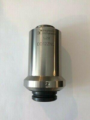 Diagnostic Instruments 1.2x C Mount For Zeiss - Dd12znc