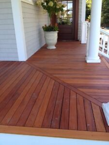 Mahogany Decking  5/4x6