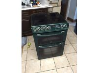 CREDA Concept Electric Cooker ,Double Oven,Grill and Ceramic Hob