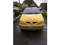 One owner Megane Coupe Dynamic Plus. Low mileage regulerly serviced