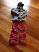Boys Teen/Youth Ski Jacket & Pants Avalon Pittwater Area Preview