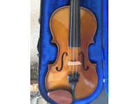 Excellent 1/4size Violin in Perfect condition