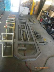 Car bench with pulling towers Rochedale South Brisbane South East Preview