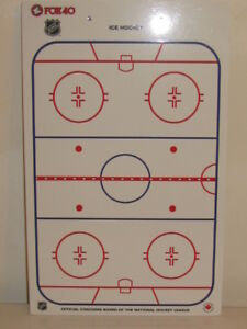 FOX 40 PRO HOCKEY COACHING BOARD