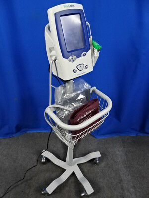 Welch Allyn 450t0 Spot Vital Signs Lxi Monitor With More 90 Days Warranty