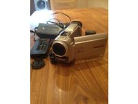 Sony Handycam withc charger and carry case